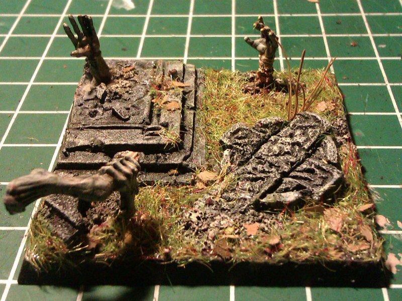 Graveyard base
